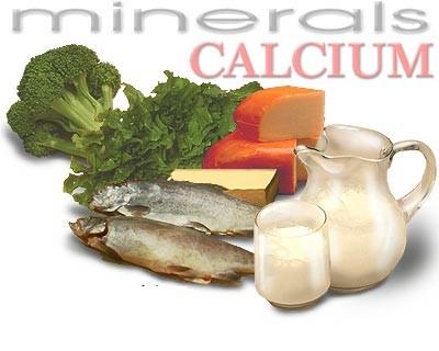 Fungsi Mineral Kalsium Bagi Tubuh