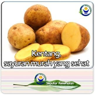 CNI DC715 - Kentang, sayuran murah yang sehat