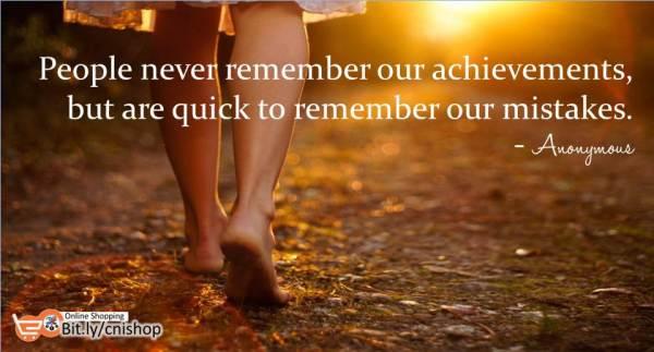Kelebihan atau Kekurangan Yang Kita Ingat