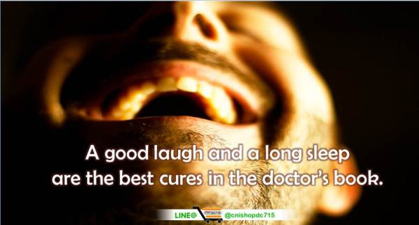 Kesempatan Untuk Tertawa