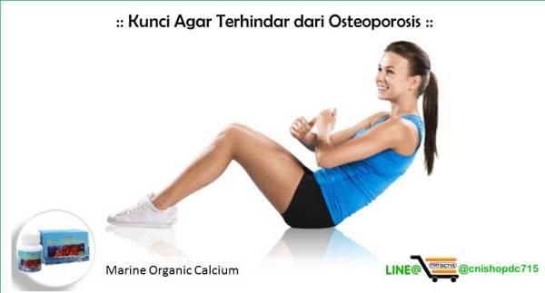 2 Kunci Agar Terhindar dari Osteoporosis Meski Sudah Lanjut Usia