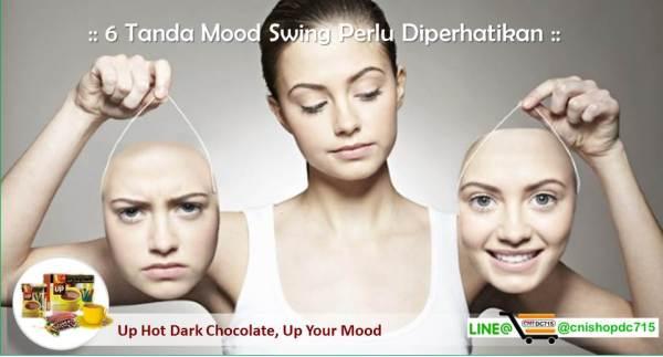 6 Tanda Mood Swing Perlu Diperhatikan