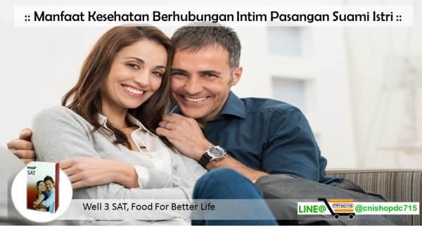 Manfaat Kesehatan Berhubungan Intim Pasangan Suami Istri