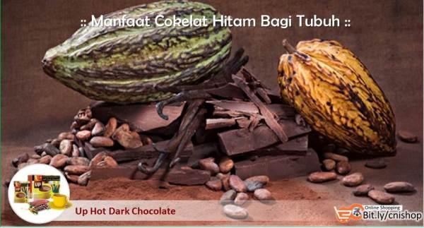 Manfaat Cokelat Hitam Bagi Tubuh
