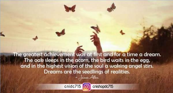 Impian,  Sesuatu Yang Akan Membuat Hidup Kita Lebih Bermakna Dan Indah