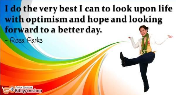 Menjadi Pribadi Positif