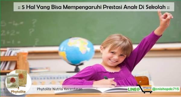 5 Hal Yang Bisa Mempengaruhi Prestasi Anak Di Sekolah