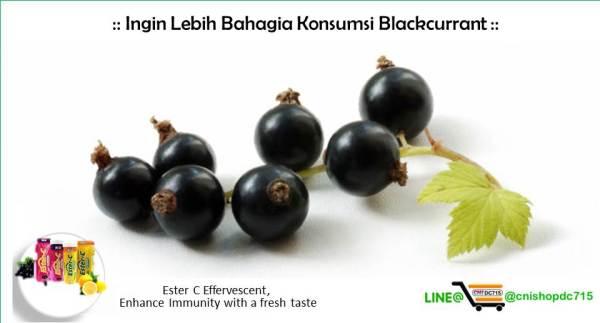 Ingin Lebih Bahagia Konsumsi Blackcurrant