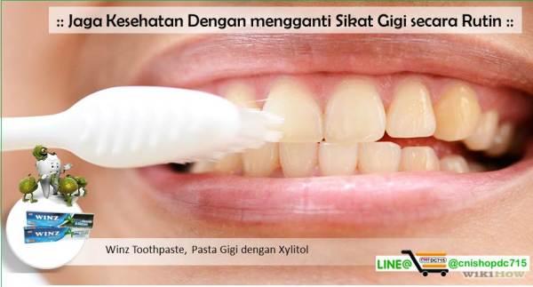 Jaga Kesehatan Dengan mengganti Sikat Gigi secara Rutin