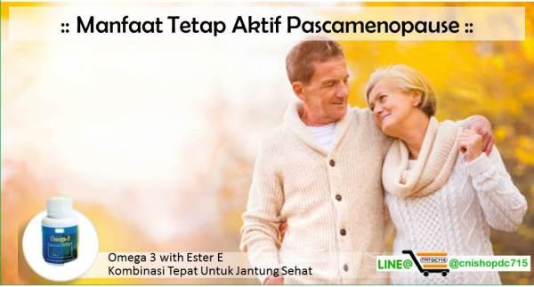 Manfaat Tetap Aktif Pascamenopause