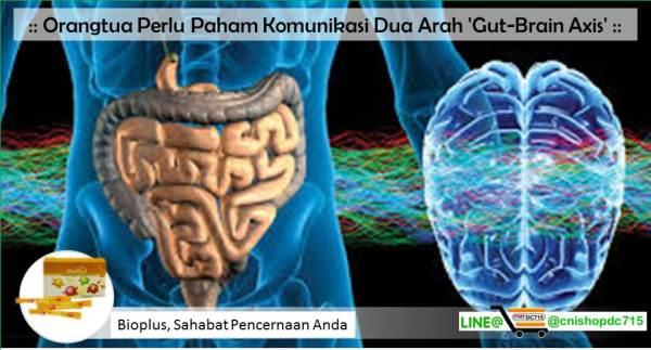Orangtua Perlu Paham Komunikasi Dua Arah 'Gut-Brain Axis'