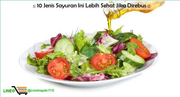 10 Jenis Sayuran Ini Lebih Sehat Jika Direbus (1)