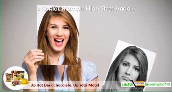 Coklat Mampu Halau Stres Anda