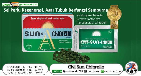 Slide11 SUN CHLORELLA