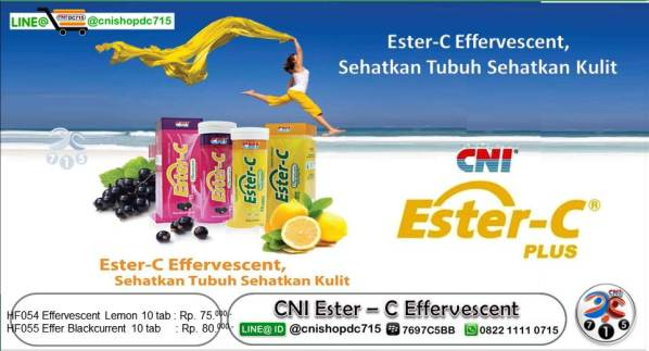 Slide15 ESTER C EFFERVESCENT