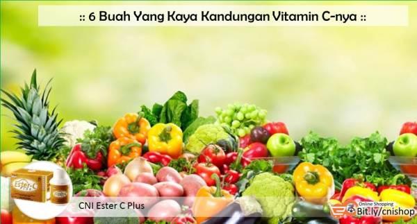 6 Buah Yang Kaya Kandungan Vitamin C-nya