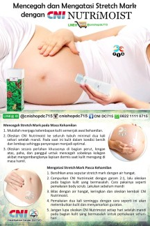 BC PRODUK PC CNI Nutrimoist Atasi Stretch Mark