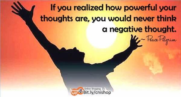 Usir Pikiran Negatif Untuk Hidup Lebih Baik