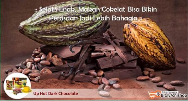 Selain Enak, Makan Cokelat Bisa Bikin Perasaan Jadi Lebih Bahagia