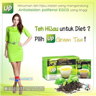 Green Tea Diet cni dc715 teh hijau