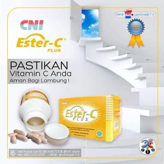 produk CNI best seller CNI Ester-C