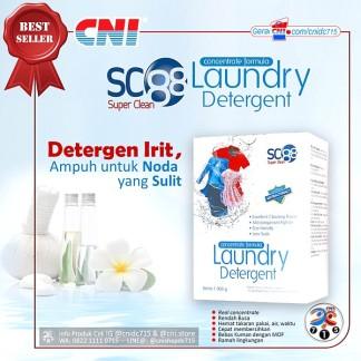 Produk CNI SC88 Loundry Detergent, Murni Serbuknya, Murni Bersihnya
