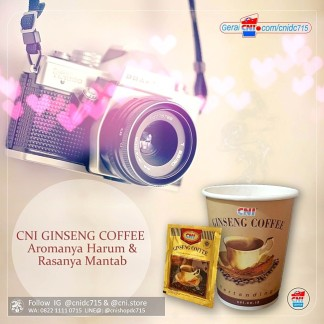 Produk CNI Ginseng Coffee