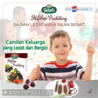 Produk CNI Sehati Hifiber Pudding
