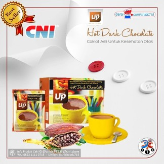 Produk CNI Best Seller Up Hot Dark Chocolate